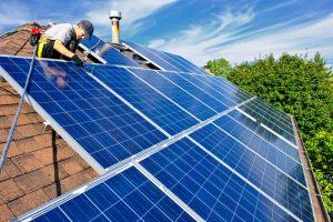 solar panel installation in california