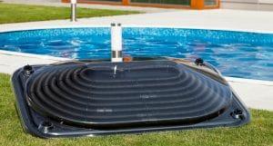 solar pool heating - solar sun surfer