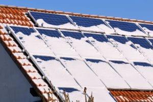 Efficiency of Solar Panels in Winter- SolarSunSurfer.com