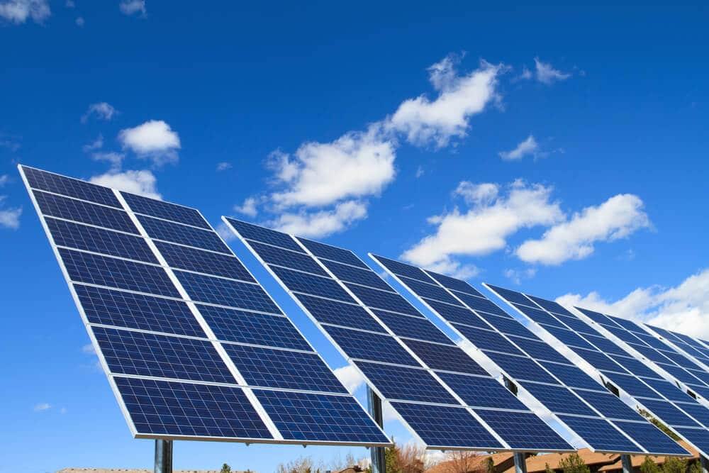 solar energy on cloudy days